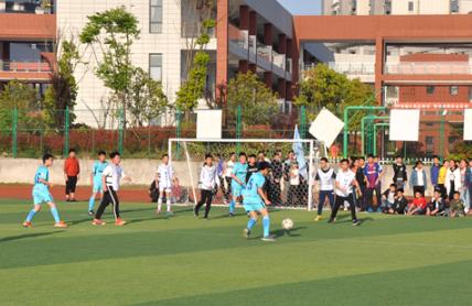宣城十二中首届校园足球赛圆满落幕